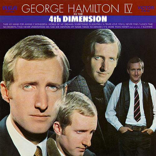 In The 4th Dimension by George Hamilton IV