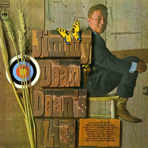Dean's List by Jimmy Dean