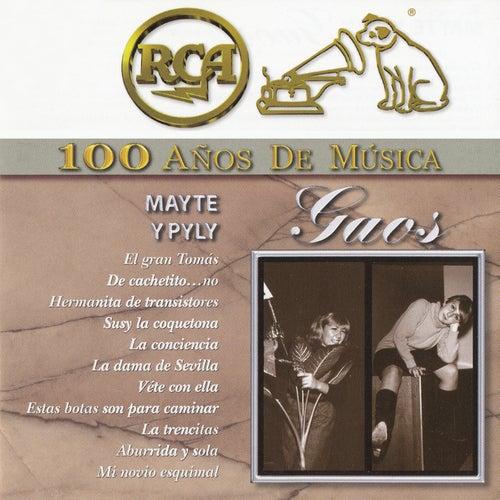 RCA 100 Años de Música von Mayte Gaos