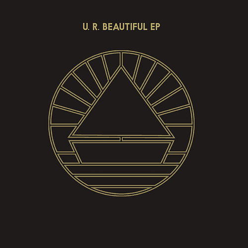 U. R. Beautiful EP de beach