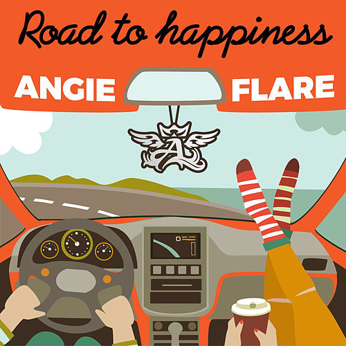 Road to Happiness by Angie Flare