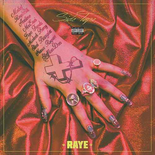 Side Tape de Raye