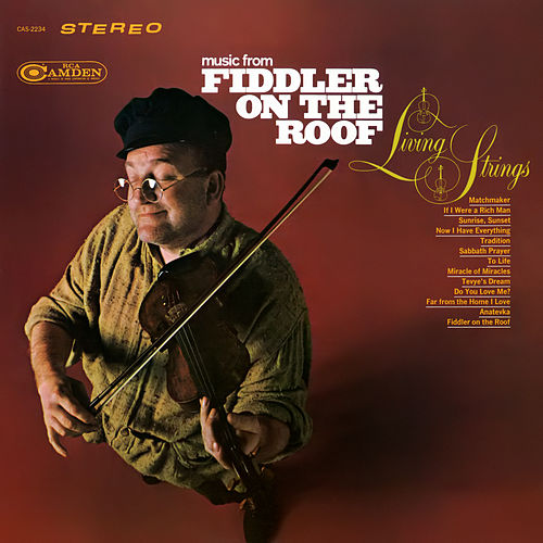 Music from 'Fiddler On the Roof' by Living Strings