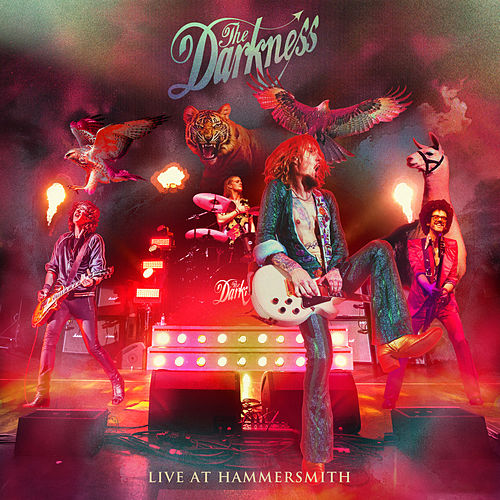 Solid Gold (Live) von The Darkness