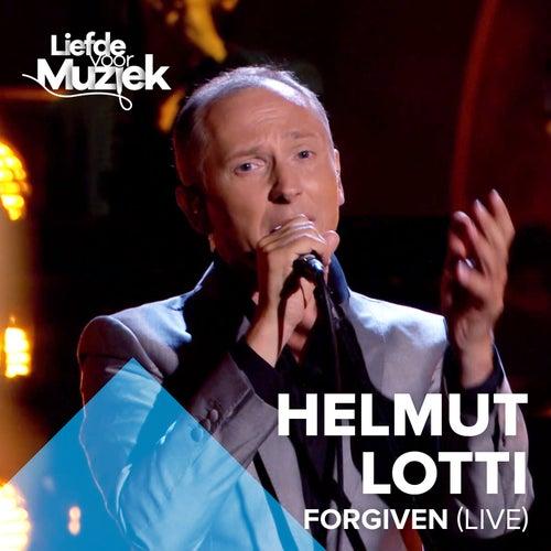 Forgiven (Uit Liefde Voor Muziek) de Helmut Lotti