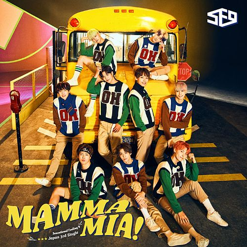Mamma Mia ! by Sf9