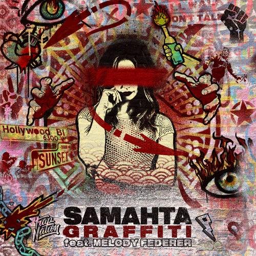 Graffiti von SAMAHTA