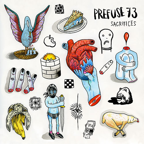 Sacrifices by Prefuse 73