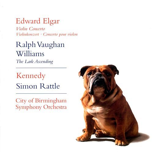 Elgar: Violin Concerto - Vaughan Williams: The Lark Ascending by Nigel Kennedy