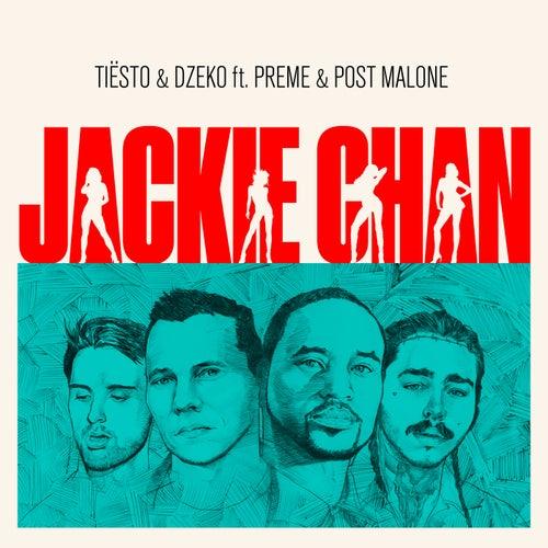 Jackie Chan de Tiësto & Dzeko