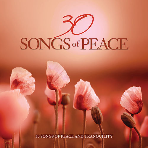 30 Songs Of Peace de Various Artists