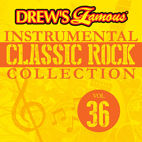 Drew's Famous Instrumental Classic Rock Collection (Vol. 36) by Victory