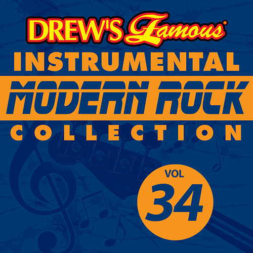 Drew's Famous Instrumental Modern Rock Collection (Vol. 34) von Victory
