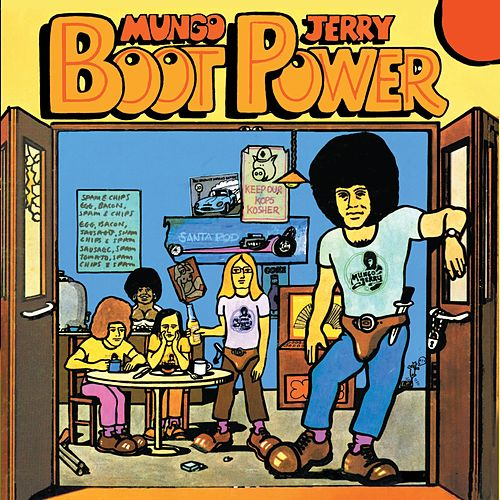 Boot Power by Mungo Jerry