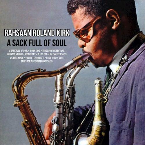 A Sack Full of Soul von Rahsaan Roland Kirk