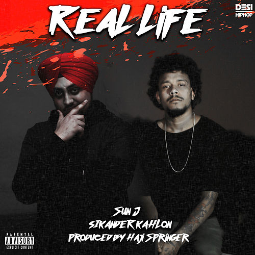Real Life - Single by Sun J