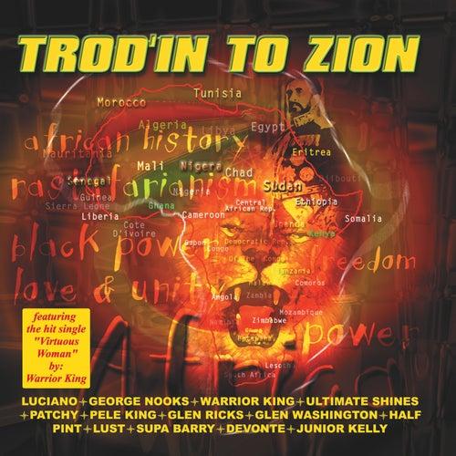 Trod'in To Zion de Various Artists