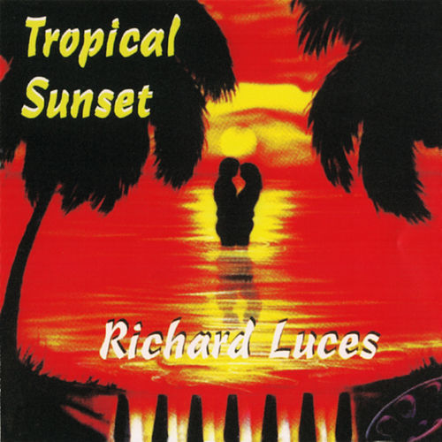 Tropical Sunset by Richard Luces