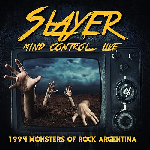 1994 Monsters Of Rock, Argentina de Slayer