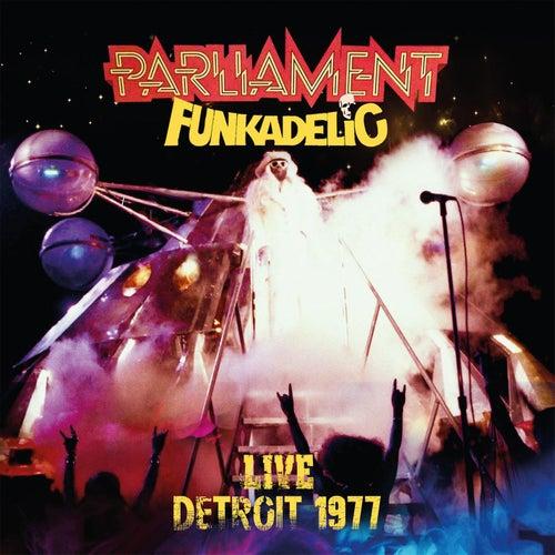 Live: Detroit 1977 de Parliament