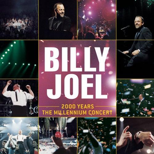 2000 Years The Millennium Concert de Billy Joel