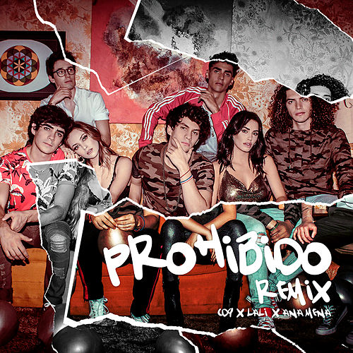 Prohibido (Remix) by Cd9