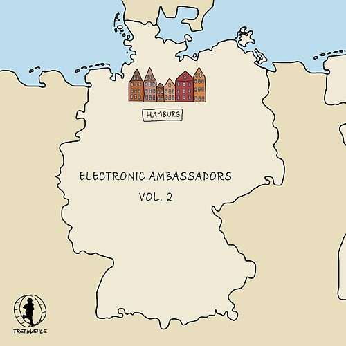 Electronic Ambassador, Vol. 2 (Hamburg) by Various Artists