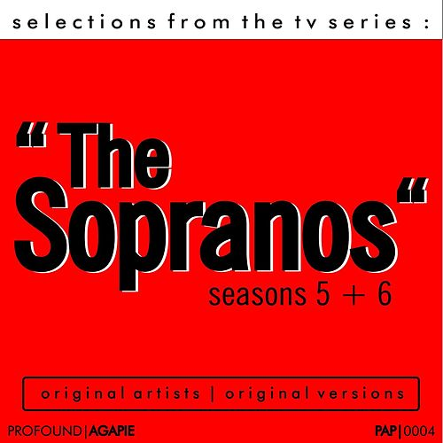 Selections from the T.V. Series 'The Sopranos' Seasons 5 & 6 by Various Artists