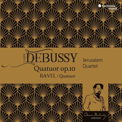 Debussy & Ravel: String Quartets de Jerusalem Quartet