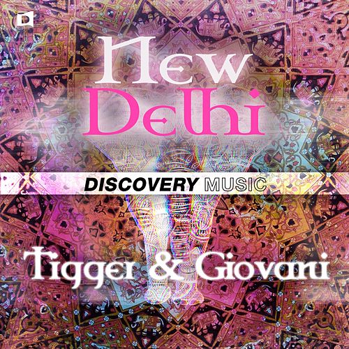 New Delhi by Tigger