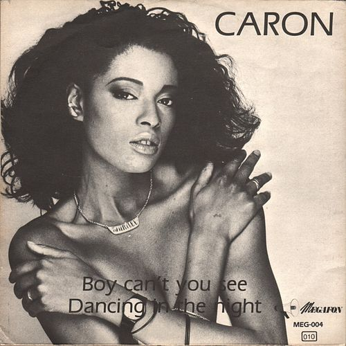 Dancing in the Night by Caron