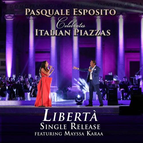 Liberta (feat. Mayssa Karaa) von Pasquale Esposito