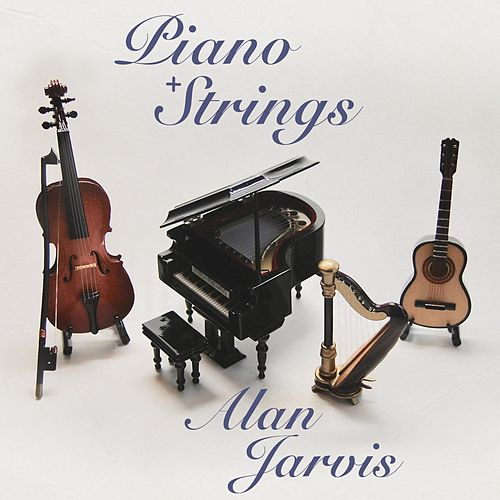 Piano+Strings by Alan Jarvis