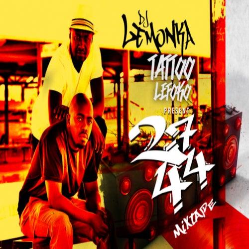 2744 Mixtape von DJ Lemonka