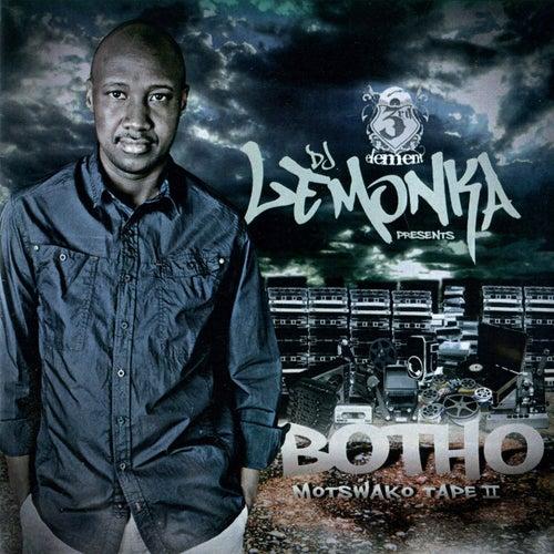 Botho Motswako Tape II von DJ Lemonka