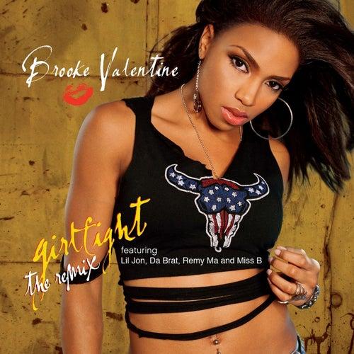 Girlfight (Remix) by Brooke Valentine