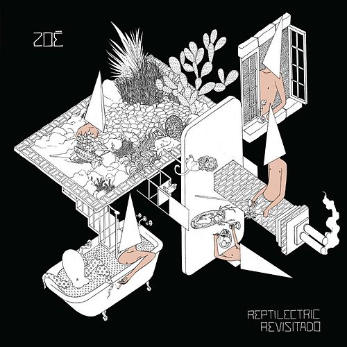 Reptilectric Revisitado by Zoé