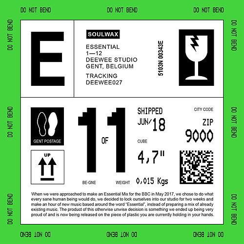 Essential Three de Soulwax