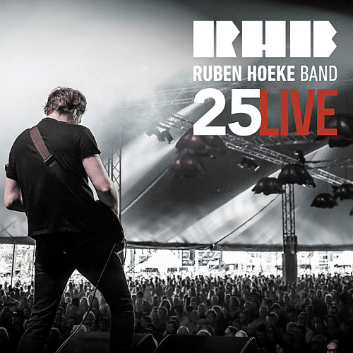 25 Live (Live) by Ruben Hoeke Band