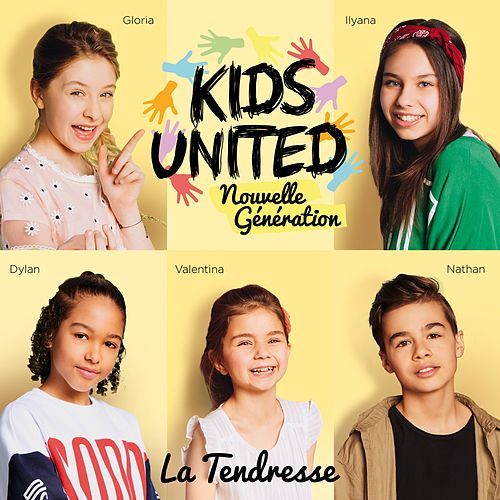 La tendresse de Kids United nouvelle génération