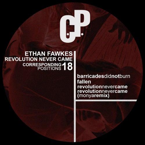 Revolution Never Came de Ethan Fawkes