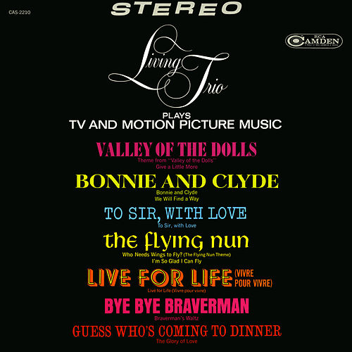 TV and Motion Picture Music von Living Trio