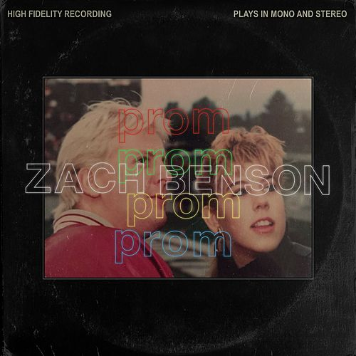 Prom by Zach Benson