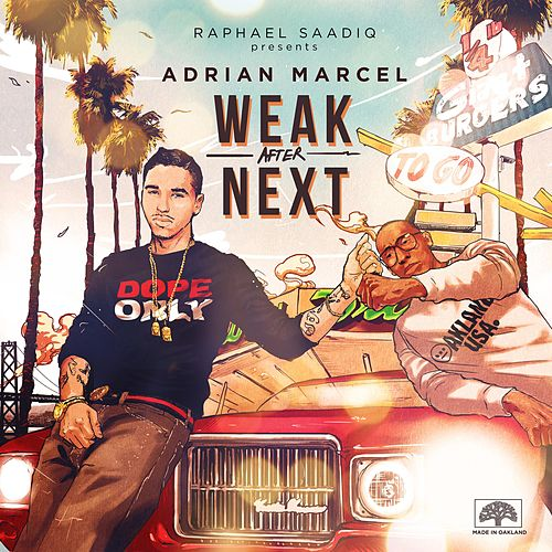 Weak After Next Reloaded von Adrian Marcel