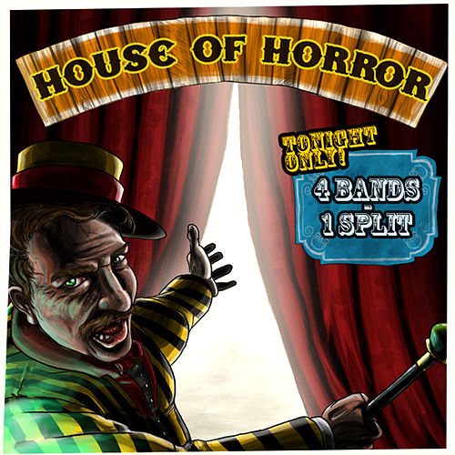 House Of Horrors Split by Various Artists