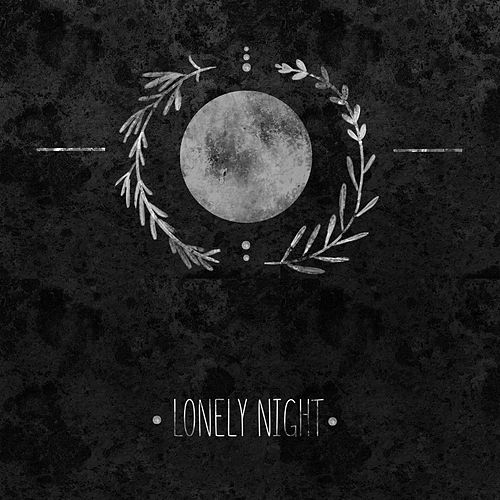 Lonely Night van Xeni Casper