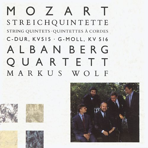 Mozart: String Quintets Nos 3 & 4 by Michelle Wolf