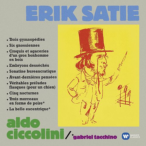 Satie: Works for Piano de Aldo Ciccolini