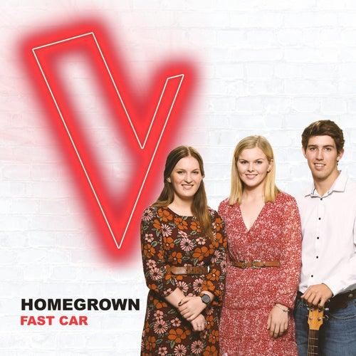 Fast Car (The Voice Australia 2018 Performance / Live) de Homegrown