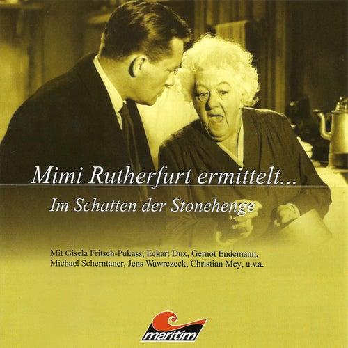 Mimi Rutherfurt ermittelt ..., Folge 4: Im Schatten der Stonehenge von Mimi Rutherfurt